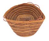 Northwest Coast Native American Basket Circa 1880