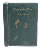 Winnie-The-Pooh by A.A. Milne 1926