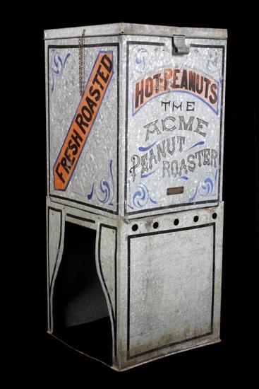 Late 1800's Large Acme Peanut Roaster