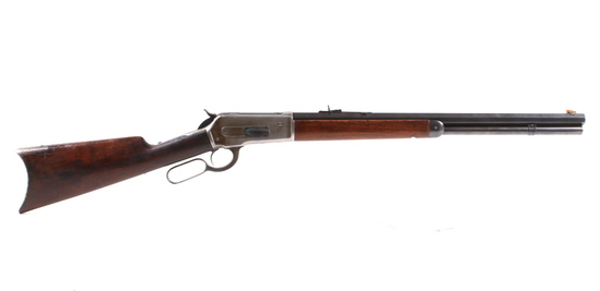 Winchester Model 1886 .40-65 Lever Action Rifle