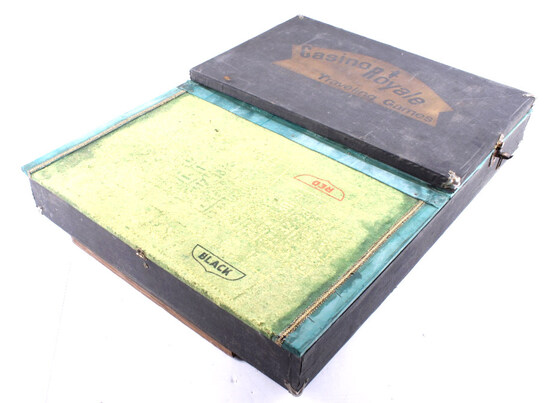 1912 Casino Royal Traveling Games Custom Case