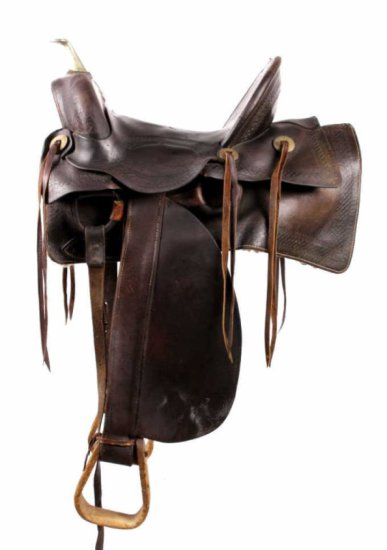 Thomas Flynn Saddle Pueblo, Co    Auctions Online | Proxibid
