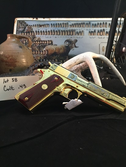 Colt America Remembers 0.45