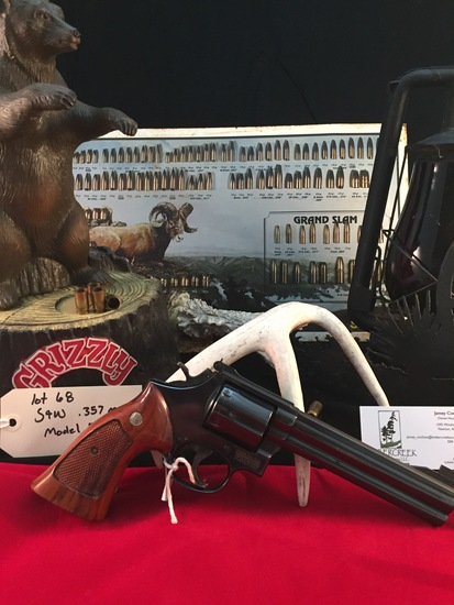 Smith & Wesson Mod586 .357mag