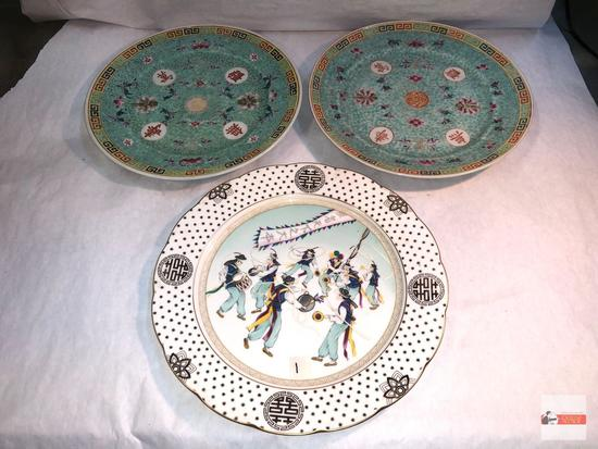 Collector plates - 3