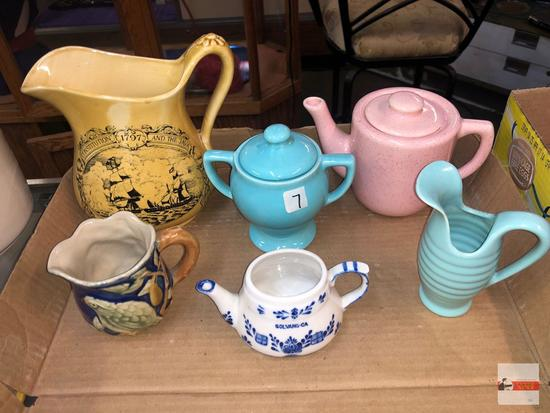Pottery / stoneware - 6