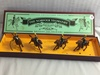 "Collector Britains The Norfolk Yeomanry Hand Painted Metal Model Figures  Box: 4""x15.5"""