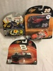 Lot of 3 NIP Collector Winners Circle & Team Caliber Assorted Die Cast Cars 1:64 Scale