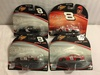 Lot of 4 NIP Collector Winners Circle Dale Jr. Assorted Die Cast Cars 1:64 Scale