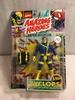 NIP Collector Toy Biz Marvel Comics Amazing Heroes Cyclops Action Figure