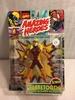 NIP Collector Toy Biz Marvel Comics Amazing Heroes Sabretooth Action Figure