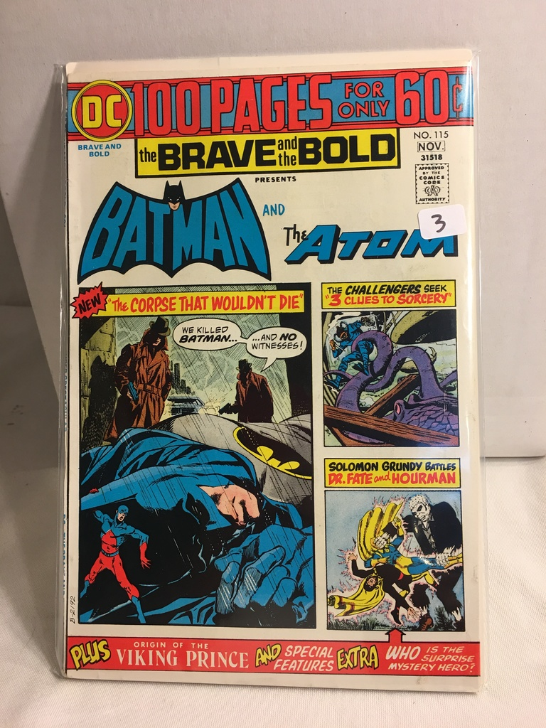 COLLECTOR VINTAGE DC AND CLASSIC ILLUSTRATED COMIC