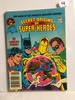 Collector Vintage 1981 DC Special Blue Ribbon Digest Secret Origins Of Super-Heroes No.9