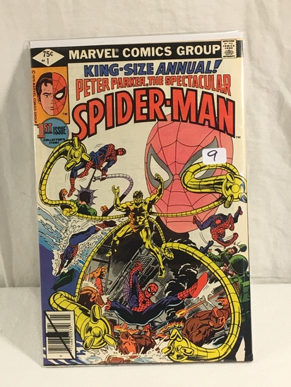 Collector Vintage Marvel Comics King-Size Annual Peter Parker, The Spectacular Spider-man #1