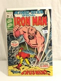 Collector Vintage Marvel Comics King-Size Special Iron Man Comic Book No.2