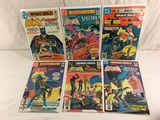 Lot of 6 Pcs Collector Vintage DC, The Brave and The Bold Comic Books No.166.180.181.182.183.184.