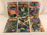 Lot of 6 Pcs Collector Vintage DC, Comics Batman Comic Books No.326.327.328.342.343.344.
