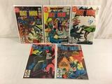 Lot of 5 Pcs Collector Vintage DC, Comics Batman Comic Books No.345.346.347.348.351.