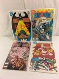 Lot of 4 Pcs Collector Vintage DC, Comics Batman Comic Books No.353.354.355.389.