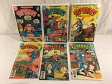 Lot of 6 Pcs Collector Vintage DC, Comics Superboy Comic Books No.12.23.24.25.26.27.