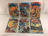 Lot of 6 Pcs Collector Vintage DC, Comics Superboy Comic Books No.28.29.30.31.33.34.