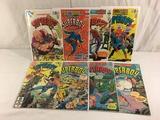 Lot of 8 Pcs Collector Vintage DC, Comics Superboy Comic Books No.35.36.37.38.42.455.456.458.