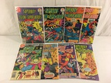 Lot of 8 Collector DC, Superboy & The Legion Of Super-Heroes No.232.233.235.236.247.248.251.252.