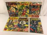 Lot of 6 Collector Vintage DC, Superman's Pal Jimmy Olsen Comic Books No.135.136.138.139.141.142.