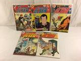 Lot of 5 Collector Vintage DC, Superman's Pal Jimmy Olsen Comic Books No.156.157.161.162.163.