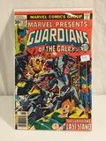Collector Vintage Marvel Presents Guardians Of The Galaxy Comic Book No.12