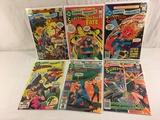 Lot of 6 Pcs Collector Vintage DC, Comics Presents Superman Comic Books No.22.23.24.25.26.40.