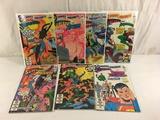 Lot of 7 Pcs Collector Vintage DC, Comics Presents Superman Comic Books No.48.50.51.52.53.54.59.