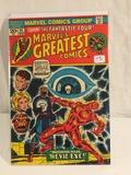 Collector Vintage Marvel Comics The Fantasti Four Marvel's Greatest Comics No.41