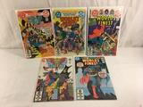 Lot of 5 Pcs Collector Vintage DC, Comics World's Finest Comic Books No.278.279.280.283.284.