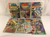 Lot of 7 Collector Vintage DC, Comics World's Finest Comic Books No.14.15.16.18.19.20.23.
