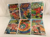 Lot of 6 Pcs Collector Vintage DC, The Flash Comic Books No.270.272.284.285.286.287.