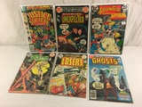 Lot of 6 Pcs Collector Vintage Assorted DC, Comic Books NO.423.137.69.153.4.98.