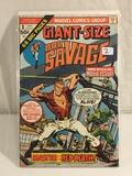Collector Vintage Marvel Comics Giant-Size Doc Savage Comic Book No.1