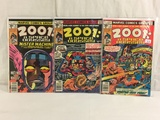 Lot of 3 Pcs Collector Vintage Marvel Comics 2001 A Space Odyssey Comic Books No.5.6.10.