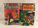 Lot of 2 Pcs Collector Vintage Marvel What If The Avengers Comic Books No.20.172. Comic Books