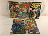 Lot of 5 Pcs Collector Vintage Assorted Marvel Comic Books No.1.3.15.23.68. Comic Books