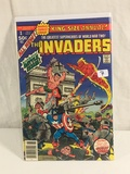 Collector Vintage Marvel Comics The Invaders Comic Book No.1