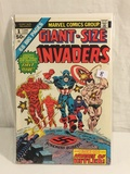 Collector Vintage Marvel Comics Giant-Size Invaders Comic Book No.1