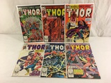 Lot of 6 Pcs Collector Vintage Marvel The Mighty Thor Comic Books No.325.326.327.328.329.330.
