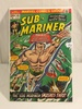 Collector Vintage Marvel Comics Sub-Mariner Comic Book No.63