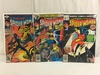 Lot of 3 Pcs Collector Vintage Marvel Comics The Spider-woman Comic Books No.1.11.16.