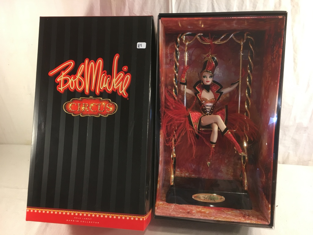 COLLECTOR BARBIE DOLLS AUCTION