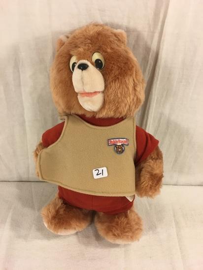 Collector Vintage 1987 Alchemy II World's of Wonder Teddy Ruxpin Little Boppers Dancing Teddy Bear 1