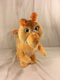 Collector Vintage 1985 Alchemy II World's of Wonder Grubby Animated Talking Stuffed Animal 18