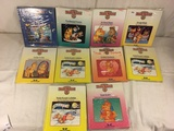 Collector Vintage Worlds of Wonder Teddy Ruxpin Assorted 10 Storybooks